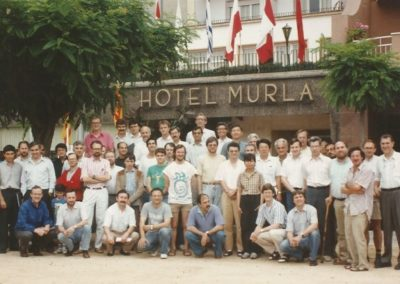 1990: Barcelona Conference on Algebraic Topology