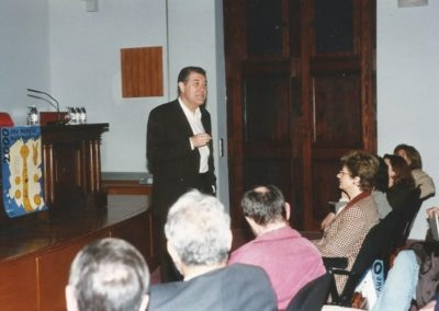 2000: University of Valencia, with the Mathematics Catalan Society